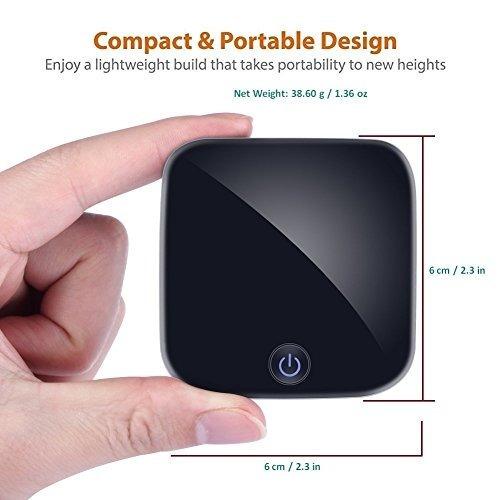 Transmisor Y Receptor Bluetooth, 2 En 1 Adaptador Bluetooth