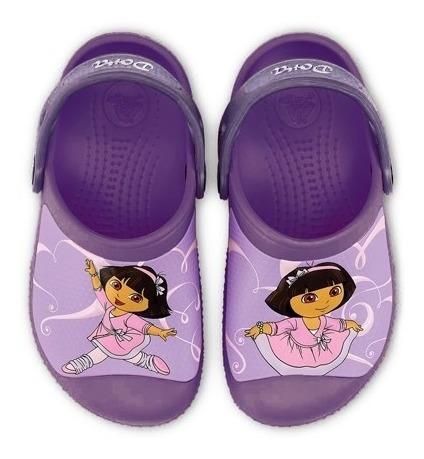 Crocs My Little Pony Dora Princesa Zuecos Original