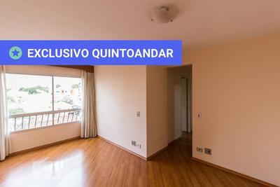 Apartamento No 5º Andar Com 2 Dormitórios E 1 Garagem - Id: 892934656 - 234656