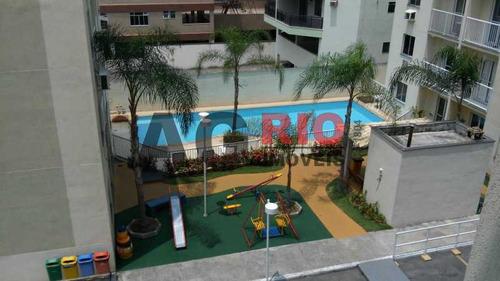 Apartamento-à Venda-praça Seca-rio De Janeiro - Vvap20476