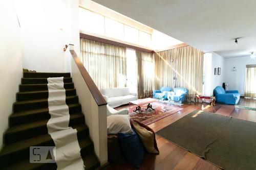 Casa Para Aluguel - Jardim Marajoara, 4 Quartos,  489 - 892853505