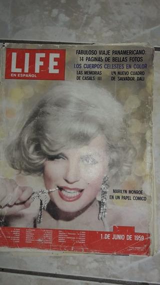 Revista Life En Espanol 1 De Junio De 1959