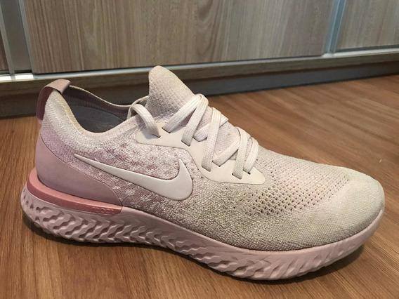 Tênis Nike Epic React Flyknit Rosa - 41