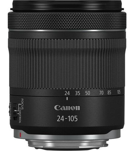 Imagem 1 de 7 de Canon Rf 24-105mm F/4-7.1 Is Stm Garantia Novo
