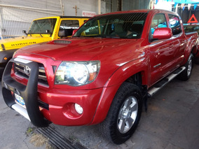 Toyota Tacoma Extremadamente Nueva Imponente Factura Origina