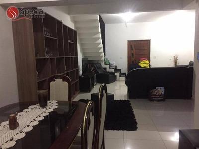 Sobrado Com 3 Dormitórios À Venda, 150 M² - Tatuapé - São Paulo/sp - So7321