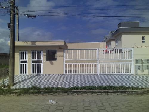 Casa Em Condomínio Fechado Na Praia De Itanhaém