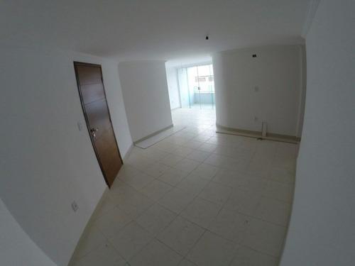 Apartamento Em Manaíra Com 3 Quartos Sendo 2 Suítes, João Pessoa/pb - 23034