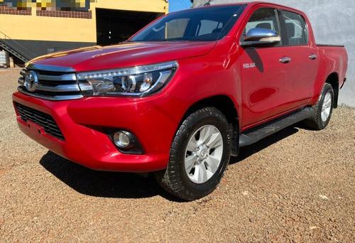 Toyota Hilux 4x4 Aut