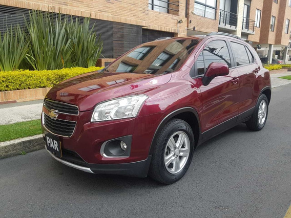 Chevrolet Tracker Lt At 1.8 2014