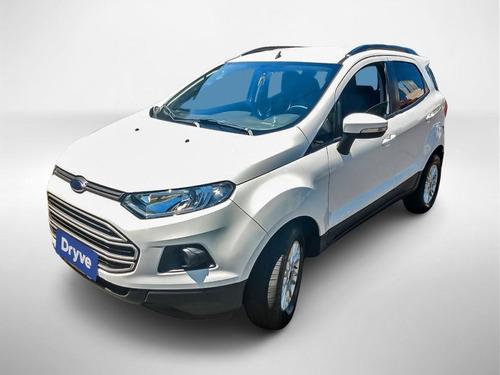 Ford Ecosport Se 1.6 16v Powershift Flex