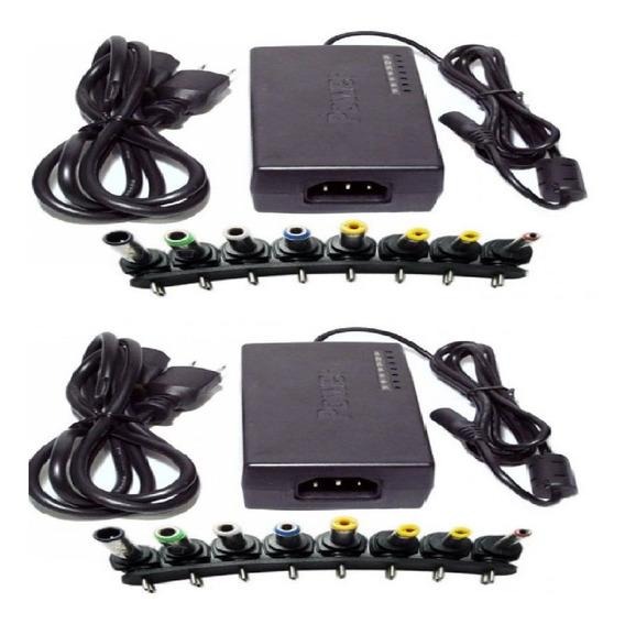 2 Fontes Universal Carregadores Notebook, Tv Monitores 120w