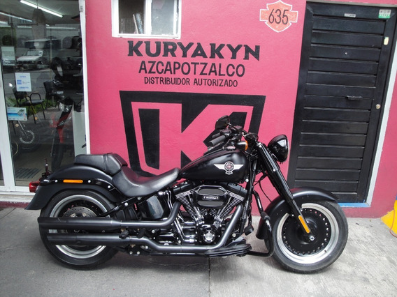 Fat Boy Screamin Eagle Oportunidad Motor 1800 Recibo Moto