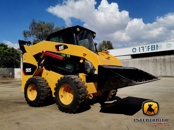 Minicargador Caterpillar 262c 2012 Cat 246d 236d