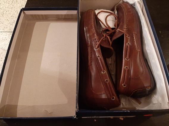 Zapatos Polo Ralph Laurent Modelo Roberts Totalmente Nuevo