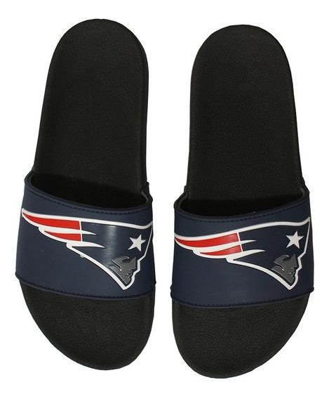 Chinelo Azul New England Patriots