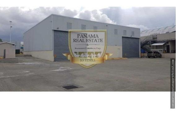 Depositos En Alquiler En Panama-ligia Cod. 1508245