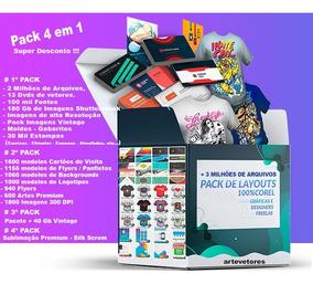 O + Completo Pack De Artes Gráfica Vetores Estampa Imagens