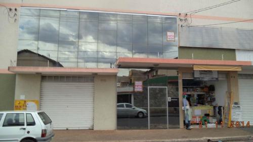 Imagem 1 de 10 de Salão Comercial Para Locação, Jardim José Sampaio Júnior, Ribeirão Preto. - Sl0032