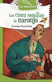 Las Cinco Semillas De Naranja - Mhl Verde - Sir Arthur Conan
