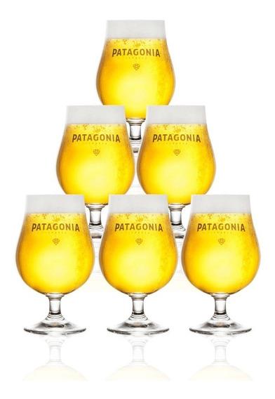 Copas Patagonia 400 Ml - Pack X 6 Unid. - Catuzaki Bebidas