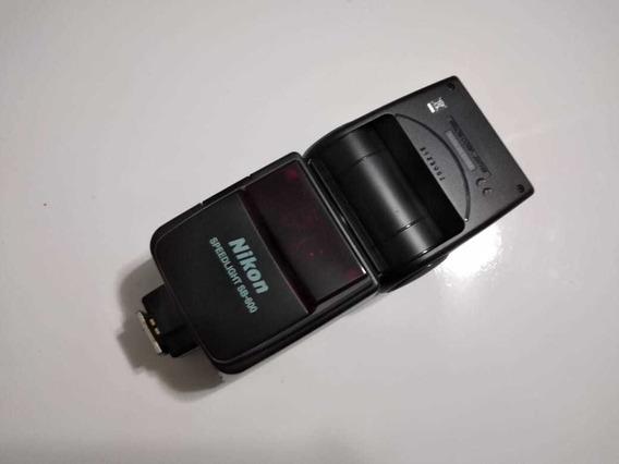 Flash Speedlight Sb-600 Nikon