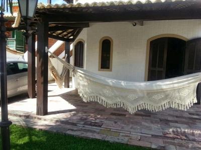 Casa Em Condomínio Residencial Em Camaçari - Ba, Jauá - Ca01169