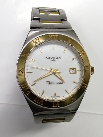 Reloj Nivada Millionaire Np3344m