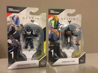 Mega Destiny Jovian Guard Titan Y Vanguard Titan Fmj99
