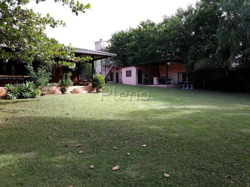 Imagem 1 de 20 de Chácara À Venda Em Village Campinas - Ch029152