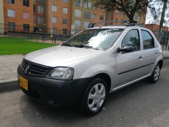 Renault Logan Familier 1400. 2010