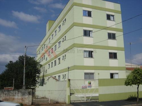 Apartamento Na Região Central, Reformado Recentemente - Residencial Camila - Mi239