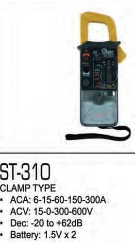 Voltiamperimetro Analogico Mod.st-310 Nippon Usa