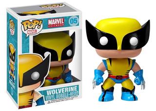Funko Pop Marvel 05 Wolverine Magic4ever