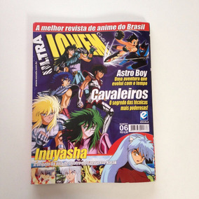 Revista Ultra Jovem Collection Cavaleiros Inuyasha N°06