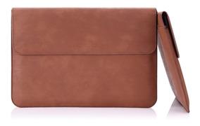 Macbook Air Pro 13.3 Apple Asus Moko Bolsa Case Pasta Couro