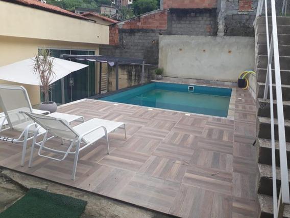 Casa Em Zé Garoto, São Gonçalo/rj De 300m² 4 Quartos À Venda Por R$ 900.000,00 - Ca342152