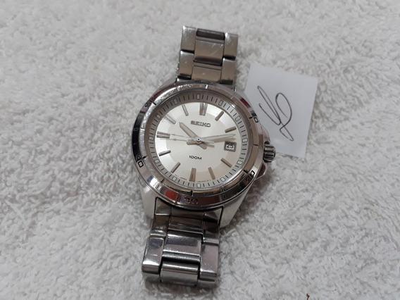 Relógio Seiko Quartz 7 N42, Masculino !