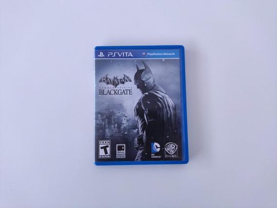 Batman Arkham Origins Psvita Ps Vita Mídia Física Semi-novo