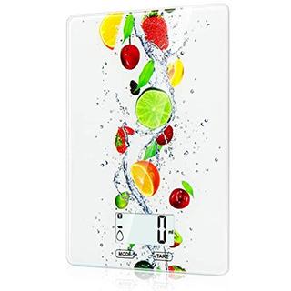 Báscula Digital Multifunción Ultra Delgada11b 5 Kg Fruta