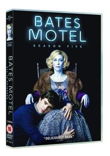 Bates Motel - Temporada 5 - Dvd