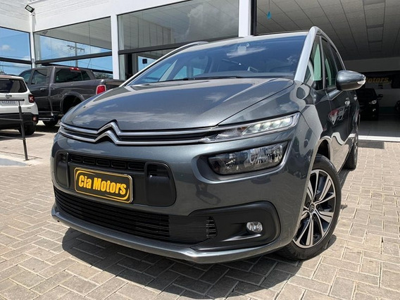 Citroën C4 Picasso 1.6 Seduction 16v Turbo Gasolina 4p