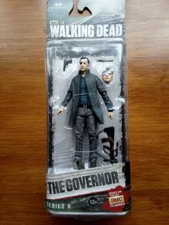 Walking Dead Figura Gobernador Mc Farlane Nueva Twd