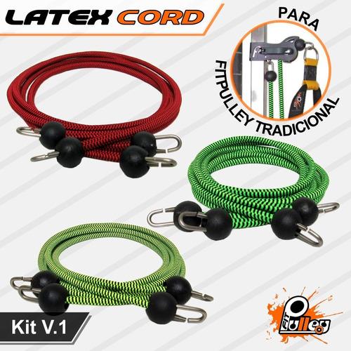 Kit Latex Cord P/ Fitpulley V.1
