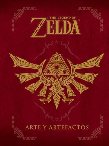 Libro The Legend Of Zelda Arte Y Artefacto - Norma Editorial