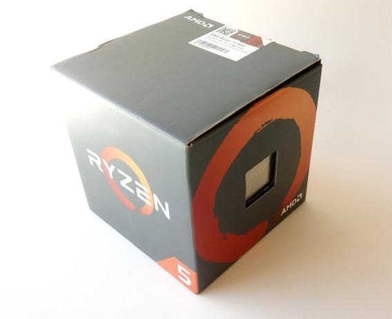 Processador Amd Ryzen 5 1400 Quad-core 3.2ghz (3.4ghz Turbo)