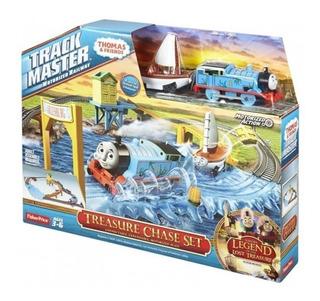 Tren Thomas Track Master Pista Del Tesoro. Bestoys