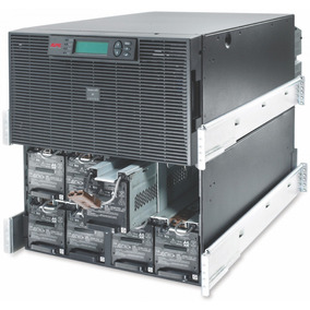 No-break Apc Smart-ups Surt15krmxli Rm-15000va-xli 230v Nf