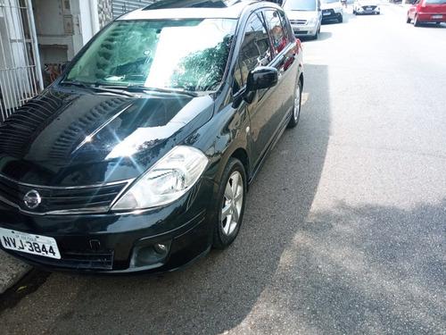 Imagem 1 de 6 de Nissan Tiida 1.8 Sl Flex Automatico