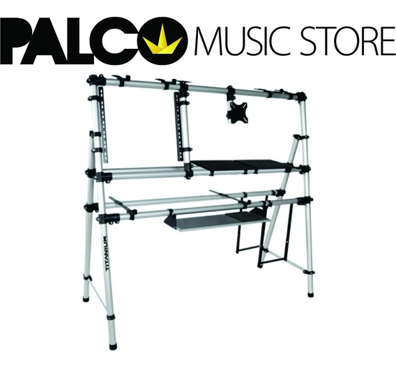 Rack Studio Titanium Rym150 Aluminio - Loja Palco
